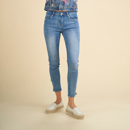 DENIM TROUSERS - PANTALON JEAN