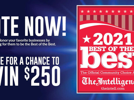 Vote for Dr. Teresa M. Propato & Dr. Kelley Rouse- Warrington Family Foot Care in 2021 Best of Bucks