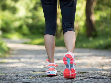 Tips for starting a walking program during the COVID-19 quarantine