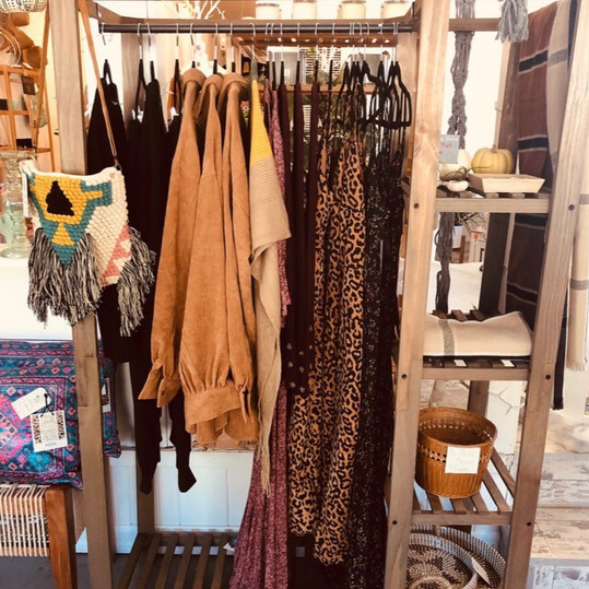 Unique Pieces Found Here at Wild Society!