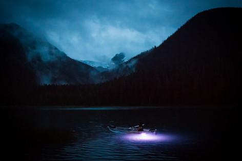 Lake Tahoe After Dark