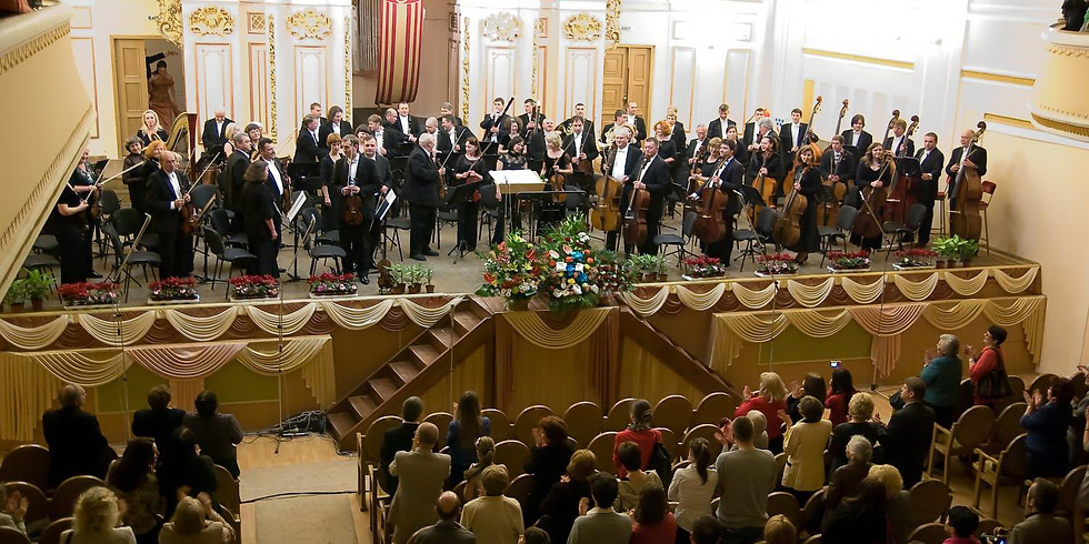 Orchestral highlights from the Lviv State Philharmonic