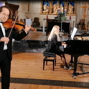 Orpheus Leander and Alla Sirenko