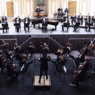 Conductor: Igor Muravyov, The Lviv Philharmonic Orchestra
