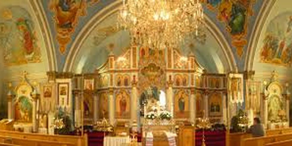 Spiritual Music from Ukraine