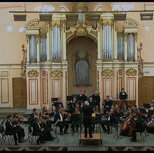 Lviv Virtuosos Academic Orchestra, Conductor: Shungo Moriyama
