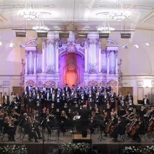 The Lviv Philharmonic Orchestra