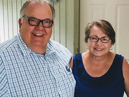 Dr. Steve & Susan Abrams | Cottonwood Animal Clinic | Kansas