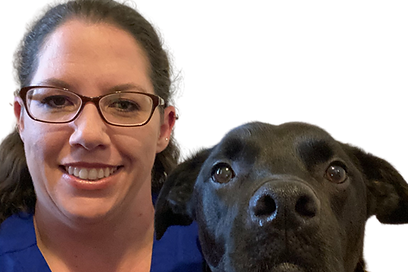 Kim Simmons I dog lover I Black Lab