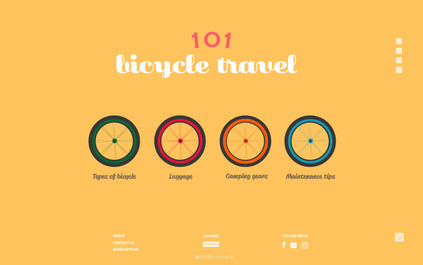 Bicycle Travel 101
