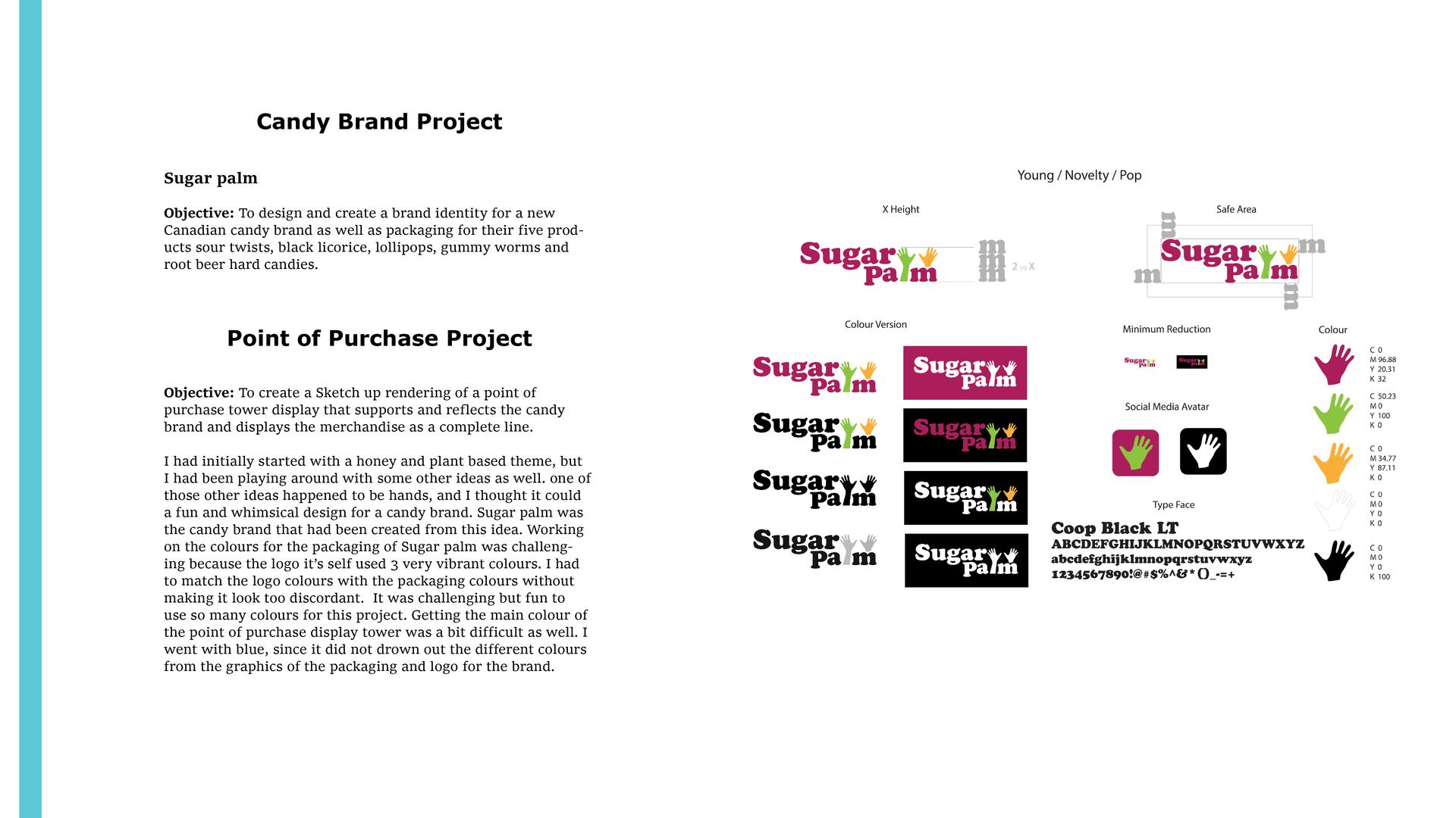 Candy brand Sugar palm brand standards