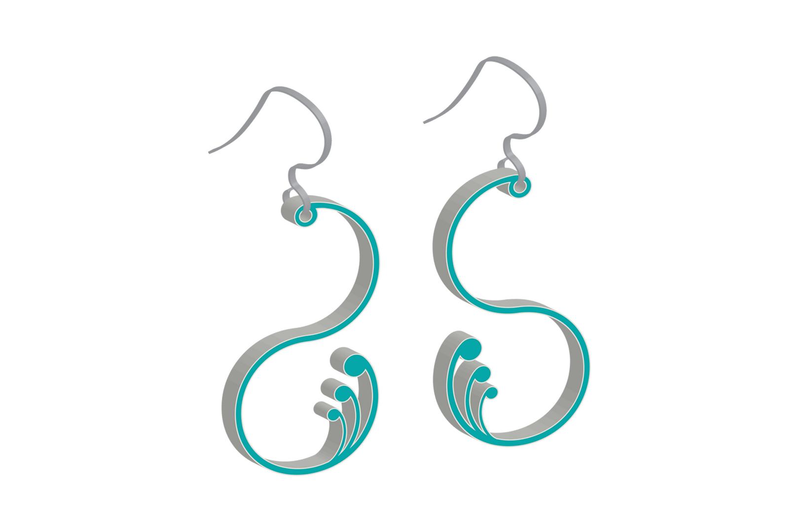 Dew Drop Designs: Jewelry Brand Design