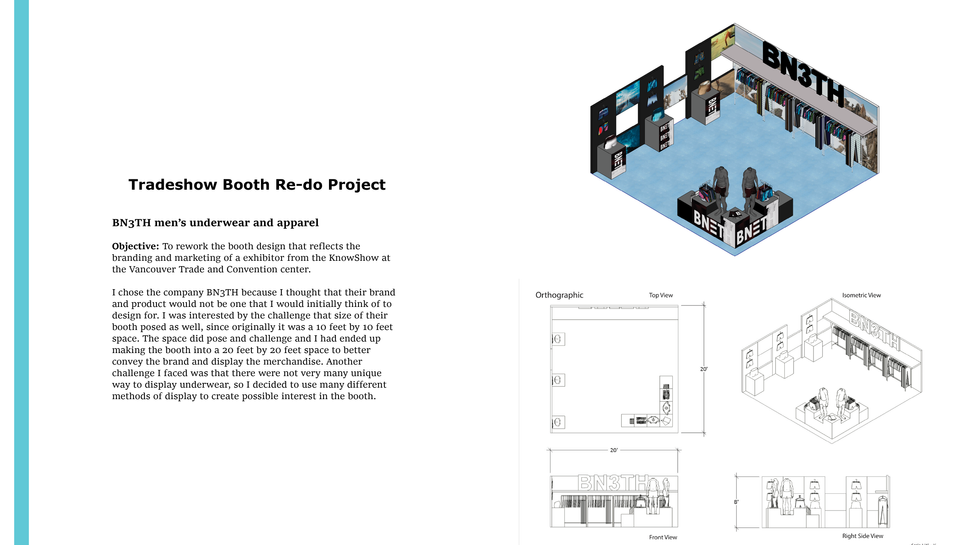 Bn3th Trade Show Booth Re Do