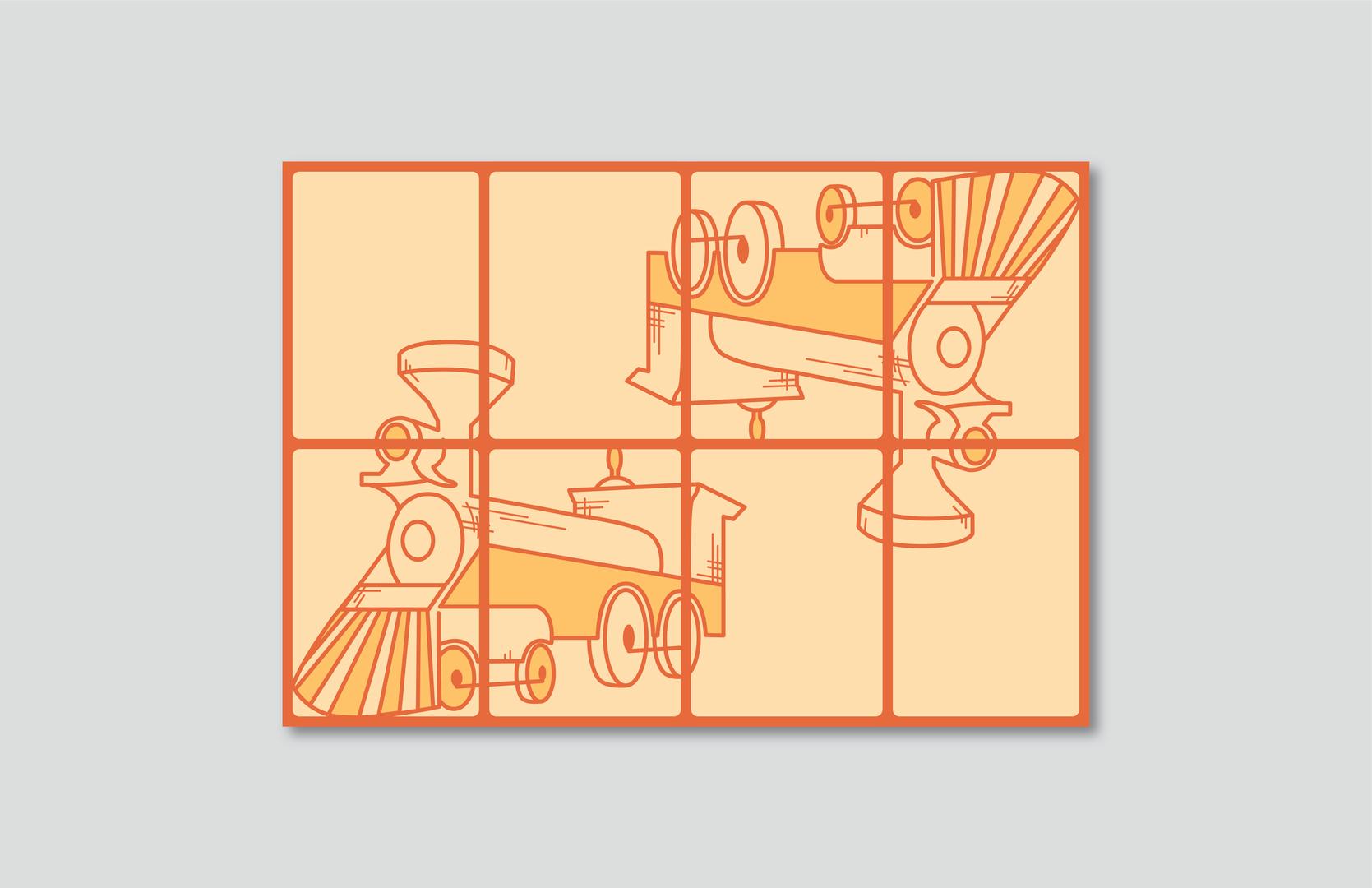 Traffic Jam Playing Cards