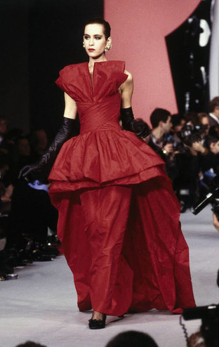 Chanel Haute Couture, Fall-Winter 1990