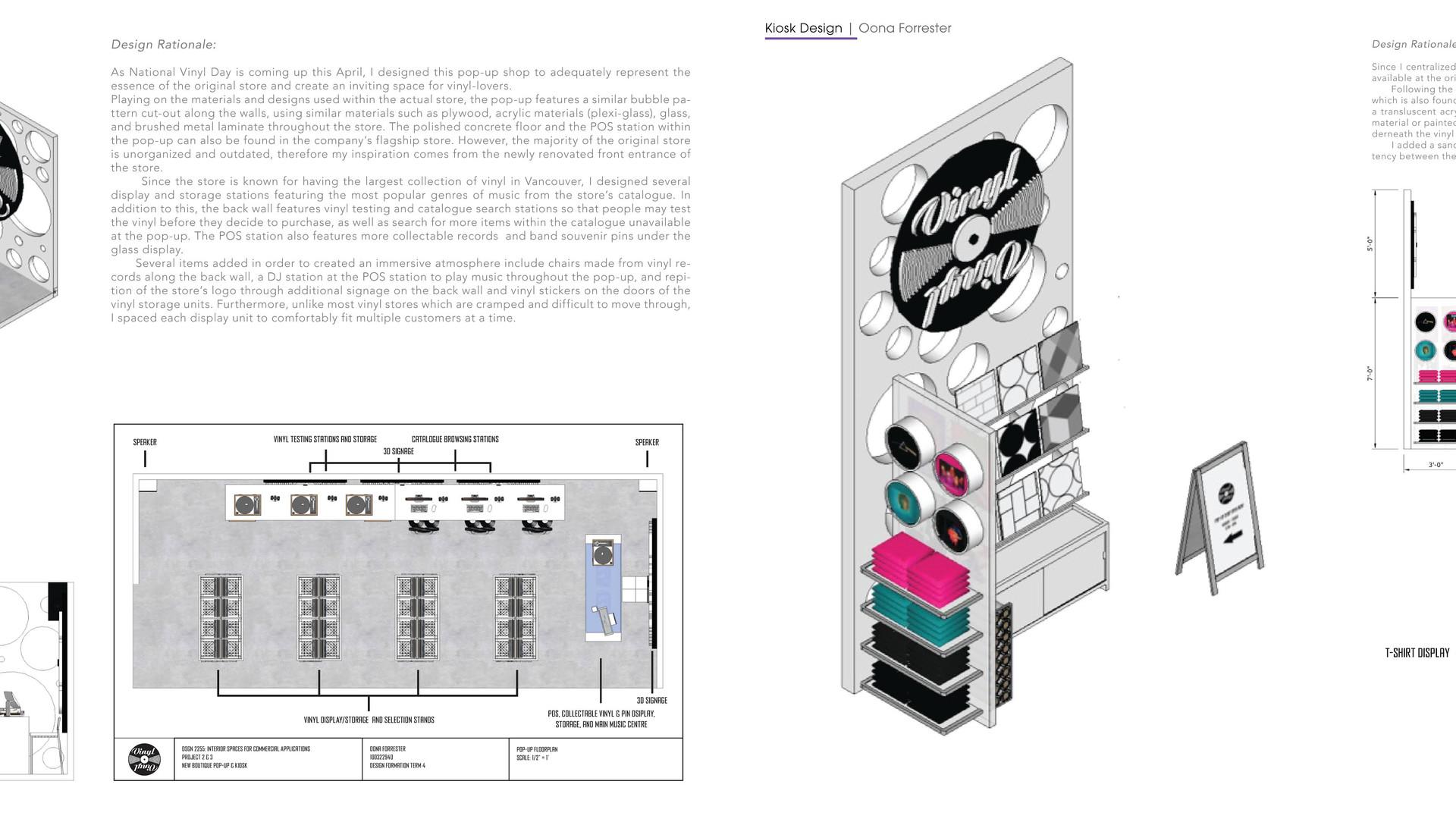 Pop-Up Shop & Kiosk Design