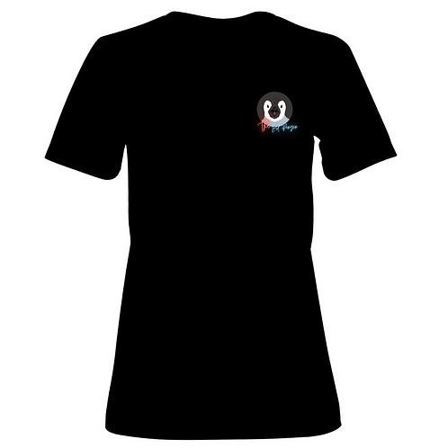Neon Penguin [womens shirt]