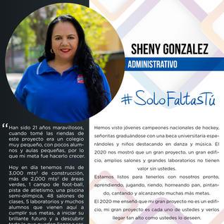 Sheny Gonzalez