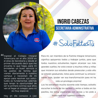 Ingrid Cabezas