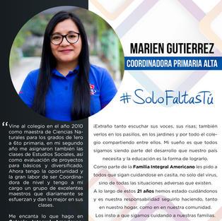 Marien Gutierrez