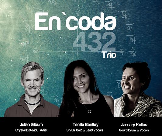 En`coda 432 Trio