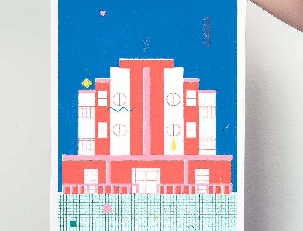 Summer Motel 01