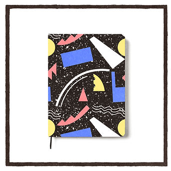 printed notebooks design