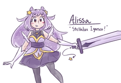 Alissa - Star Form