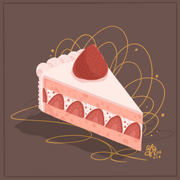 i really want strawberry cake right about now