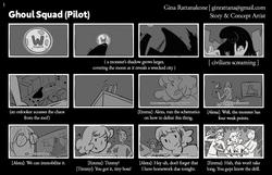 Ghoul Squad Pilot - Page 1