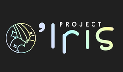 project iris logo color
