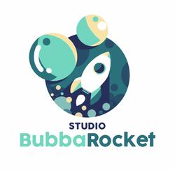 BubbaRocket Logo