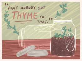 Thyme to Grow