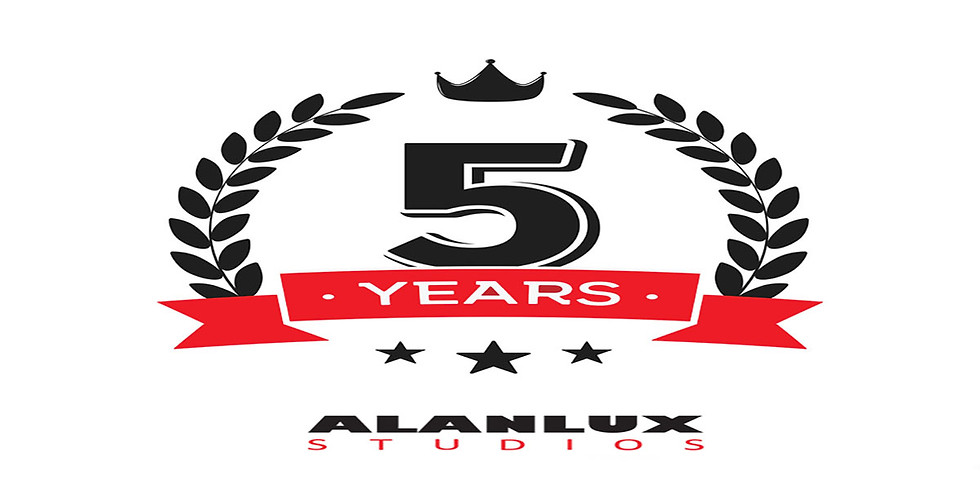 It's Our 5th Anniversary!