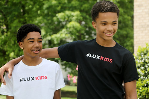 Lux Tee - #LUXKIDS