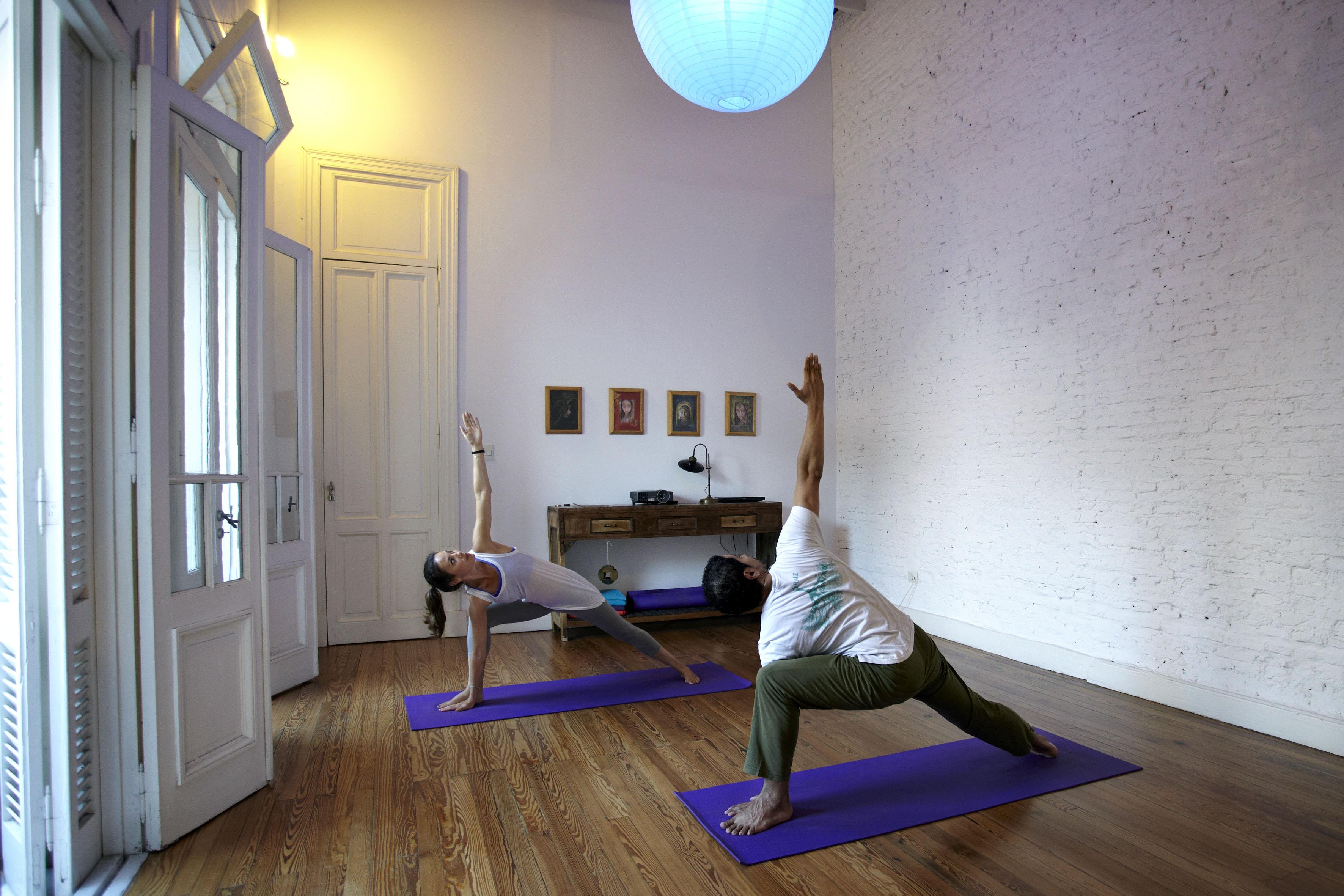 Asanas-posturas Hatha Yoga