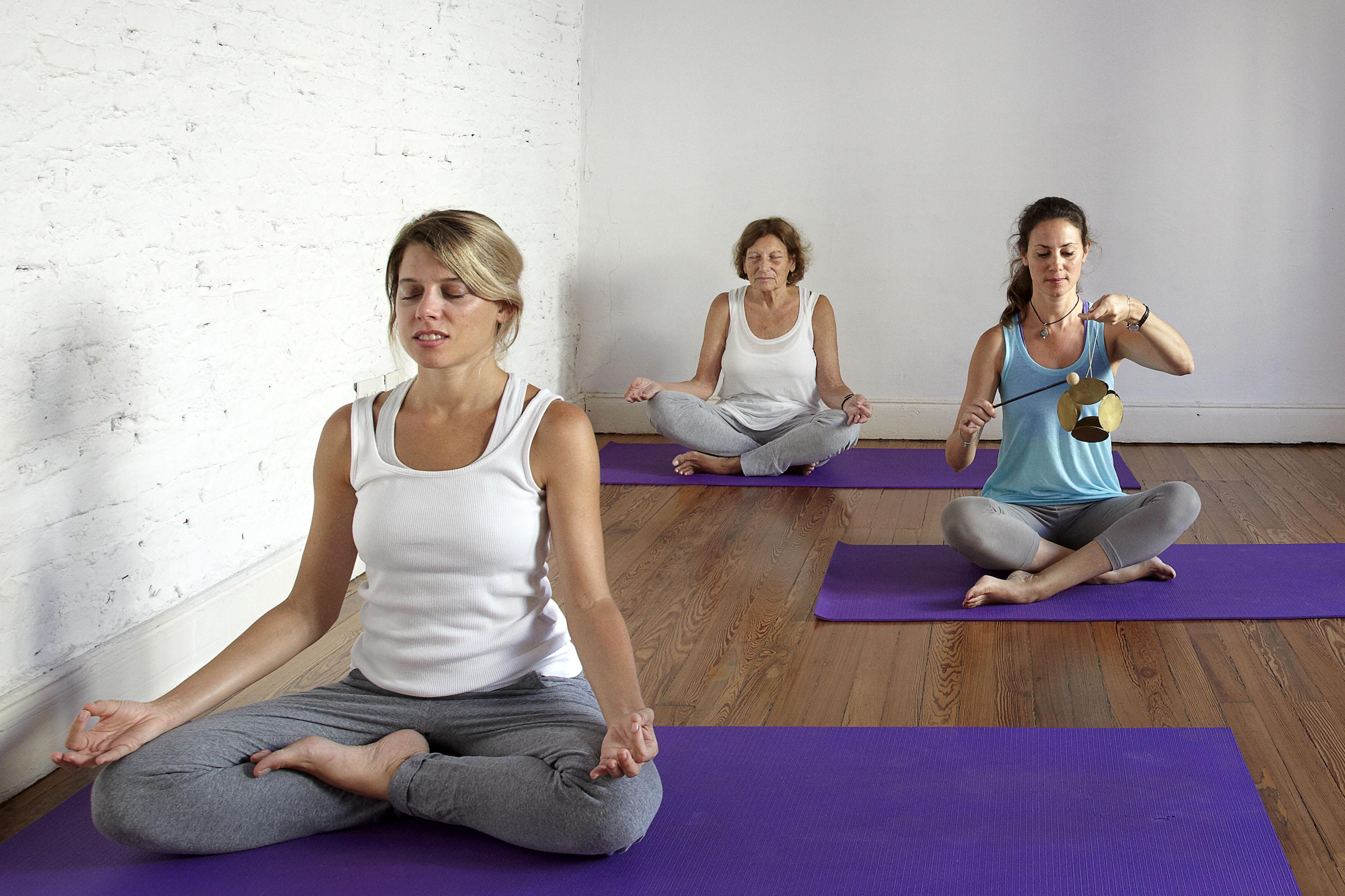 Hatha yoga y meditacion Mindfulness