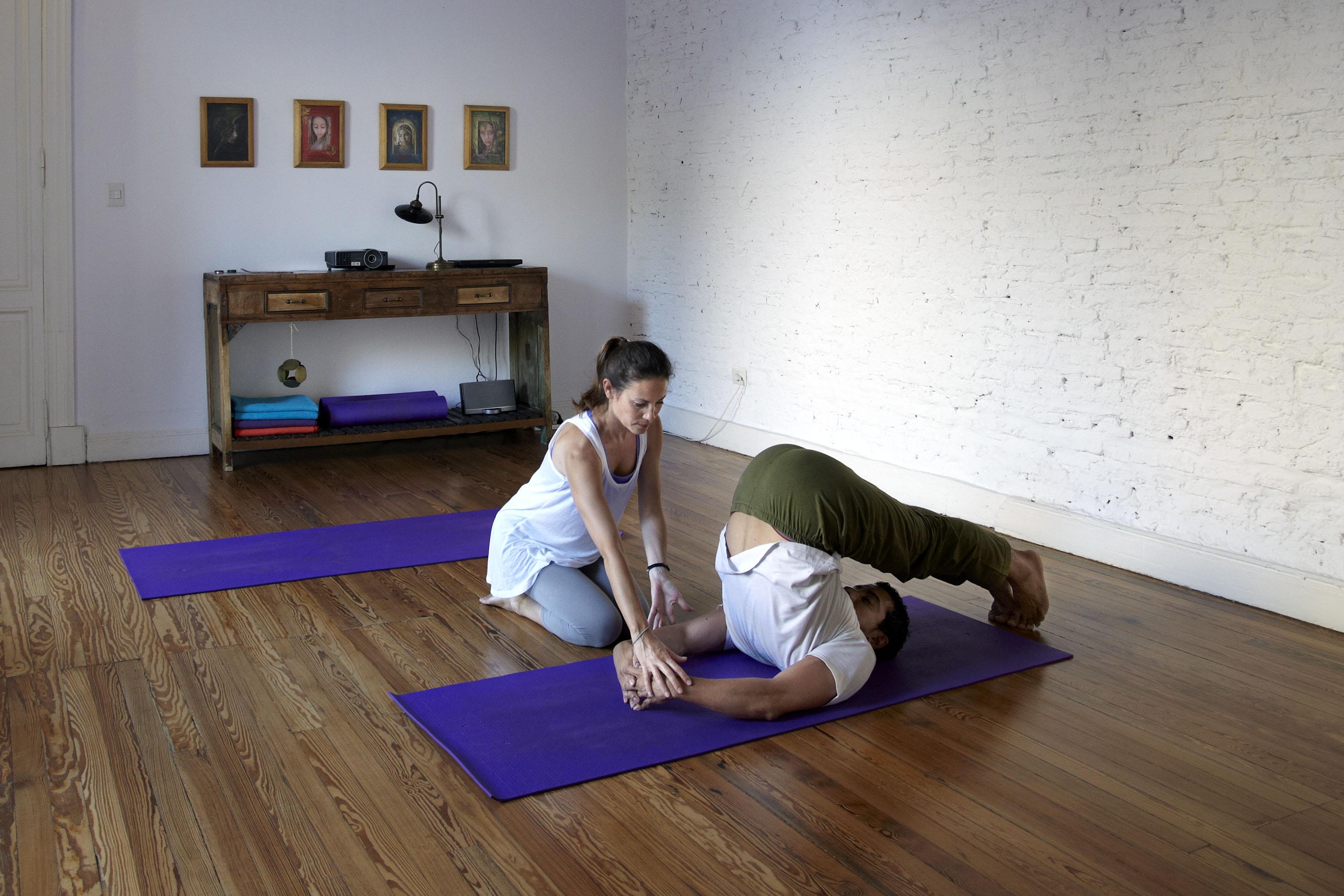Hatha Yoga San Telmo