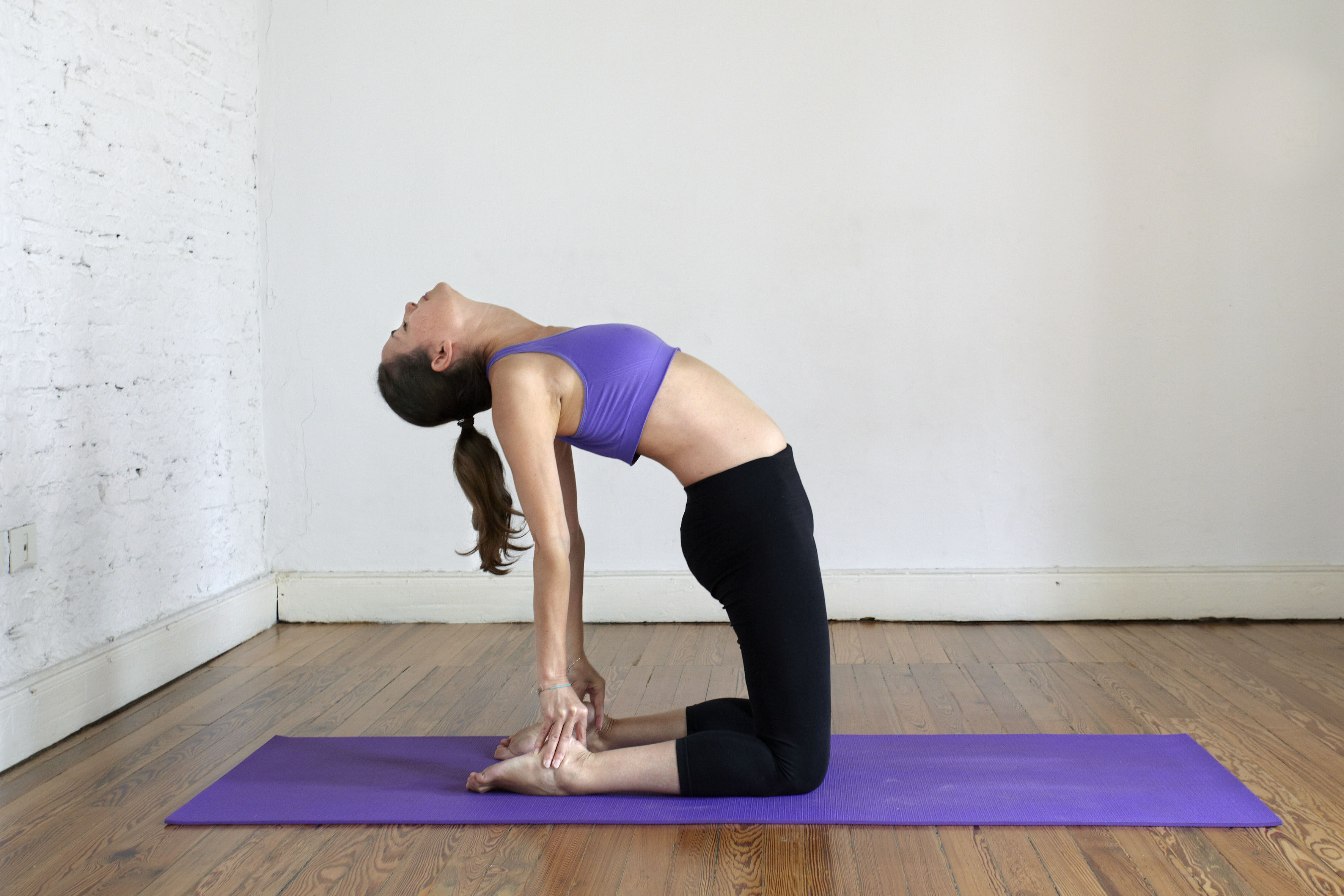 Posturas-asanas de Hatha Yoga
