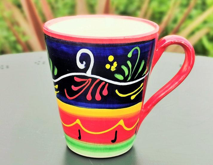 Set of 2 Mugs -Rameado Azul