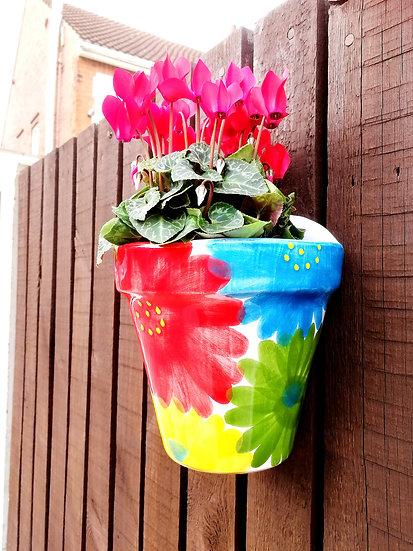 Wall Hanging Planter -Multiflor