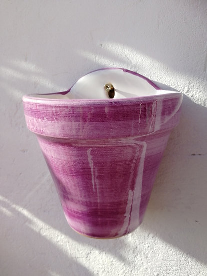 Wall Hanging Planter -Morado