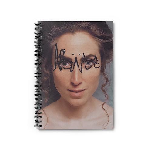"""Naïve Cover Art 2"" Notebook"