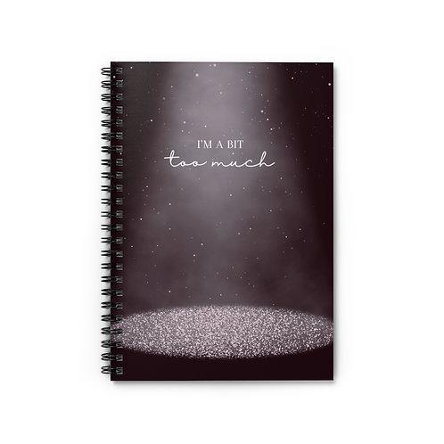 """""""Actress"""" Notebook"""
