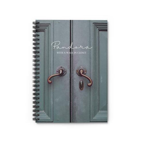 """Pandora"" Notebook"