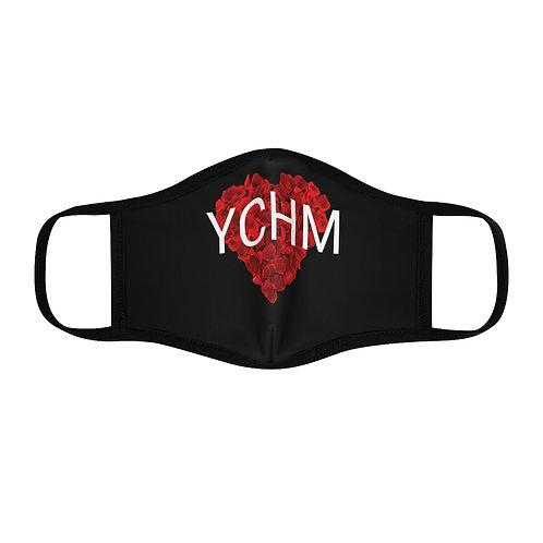 YCHM Heart Face Mask