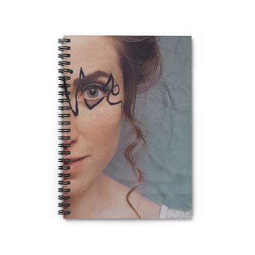 """Naïve Cover Art 1"" Notebook"