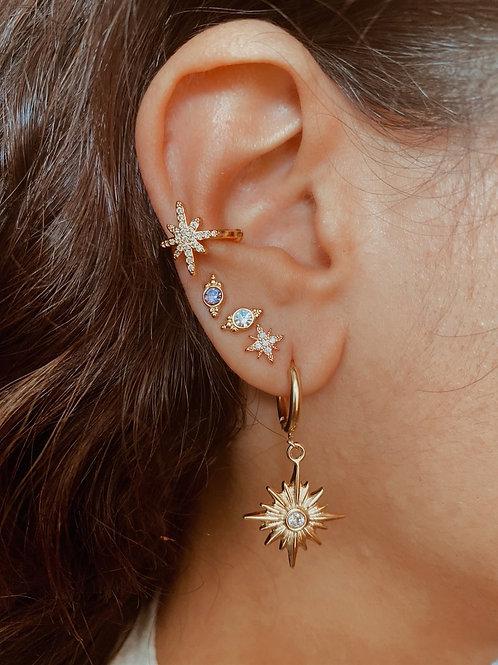 Pole Star Earrings