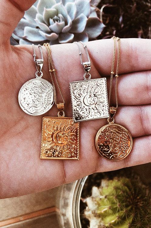 Sun & Stars Necklaces