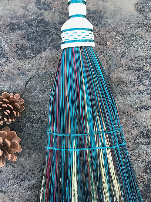 Vine-Wrapped Beauty Broom